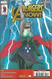 Avengers Now! -3- Lorsque les seigneurs de glace déclarent la guerre