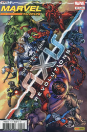 Marvel Universe (Panini - 2013) -12- Avengers vs x-men : axis revolutions