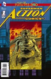 Action Comics: Futures End (2014) -1- Crossroads