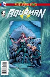 Aquaman: Futures End (2014) -1- Long Live the Dead King