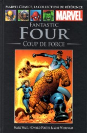 Marvel Comics - La collection (Hachette) -3933- Fantastic Four - Coup de force