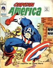 Capitán América (Vol. 3) -4- El capitán se pone fiero