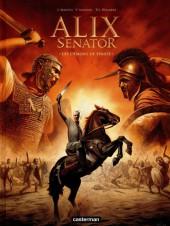 Alix Senator -4- Les Démons de Sparte