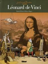 Les grands Peintres -6- Léonard de Vinci