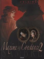 La guerre des Sambre - Maxime & Constance -2- Chapitre 2 - Hiver 1781 : Le petit jour de la mariée