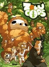 Zblu Cops -3a2011- Samouraï et fines herbes