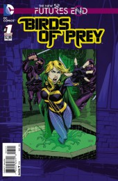 Birds of Prey: Futures End (2014) -1- The Red League
