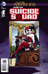 New Suicide Squad: Futures End (2014) -1- The Replacements