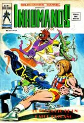 Selecciones Marvel (Vol.1) -1- Inhumanos: El producto de un calor extraño