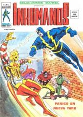Selecciones Marvel (Vol.1) -2- Inhumanos: Pánico en Nueva York
