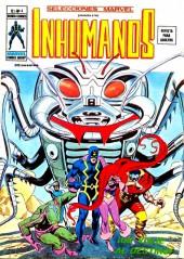 Selecciones Marvel (Vol.1) -4- Inhumanos: ¡Un viaje al destino!