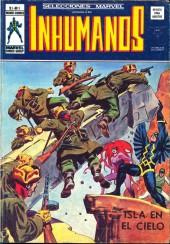 Selecciones Marvel (Vol.1) -5- Inhumanos: Isla en el cielo