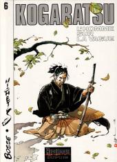 Kogaratsu -6- L'homme sur la vague