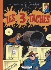 Gil Jourdan -8TL- Les 3 taches