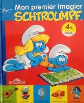 Les schtroumpfs (Jeux) - Mon premier imagier schtroumpf
