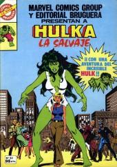 Masa (La) (¡el increíble Hulk! - Bruguera)