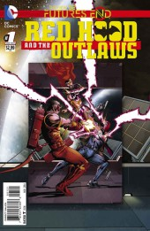 Red Hood and the Outlaws: Futures End (2014) -1- Dark Days