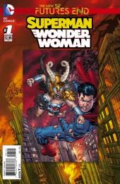 Superman/Wonder Woman: Futures End (2014) -1- War & Peace