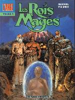 L'ange -1- Les Rois Mages