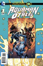 Aquaman and the Others: Futures End (2014) -1- The Other