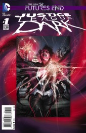 Justice League Dark: Futures End (2014) -1- Scars