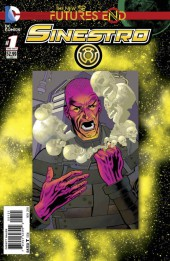 Sinestro: Futures End (2014) -1- The Night, Both Fearful and Dark