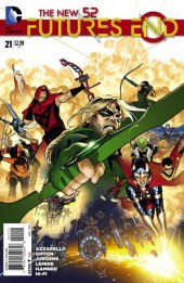 New 52 (The): Futures End (2014) -21- Issue 21