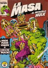 Masa (la) (El increíble Hulk - Forum) -2- ¡Nadie puede vencer a Quintronic Man!