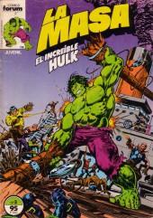 Masa (la) (El increíble Hulk - Forum) -3- ¡Terror en la isla perdida!