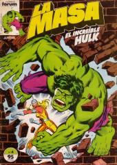 Masa (la) (El increíble Hulk - Forum) -4- ¡Siquiatría en acción!