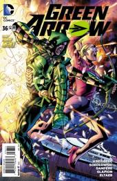 Green Arrow (2011) -36- Kingdom, Chapter Two: Mia