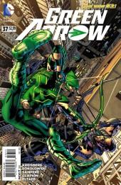 Green Arrow (2011) -37- Kingdom, Chapter Three