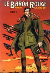 Le baron Rouge (Kubert et Kanigher) -1- Le Baron Rouge