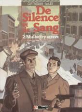 De silence et de sang -2a87- Mulberry street