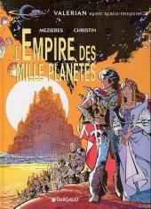 Valérian -2d2000- L'empire des milles planètes