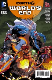 Earth 2: World's End (2014) -2- Drums of War
