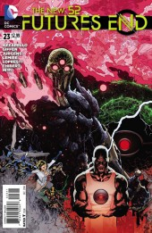 New 52 (The): Futures End (2014) -23- Issue 23