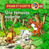 Sylvain et Sylvette (Éditions P'tit Louis) -22- Une Fameuse Surprise