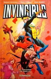Invincible -16- Histoires de famille