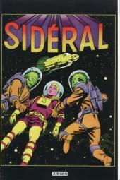 Sidéral (1re série) -INT2- Volume 2 - Numéros 18 à 32