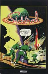 Sidéral (1re série) -INT3- Volume 3 - Numéros 33 à 42
