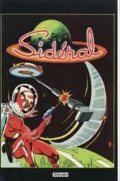 Sidéral (1re série) -INT4- Volume 4 - Numéros 43 à 51