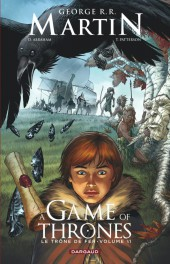 A Game of Thrones -6- Le Trône de fer - Volume VI