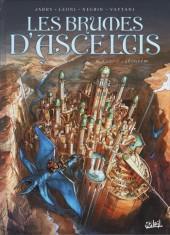 Les brumes d'Asceltis -7- Jérasem