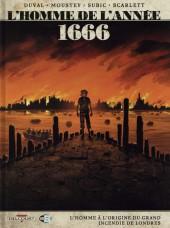 L'homme de l'année -10- 1666