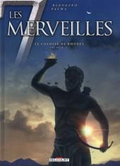 Les 7 merveilles -7- Le colosse de Rhodes - 292 av. J.C.