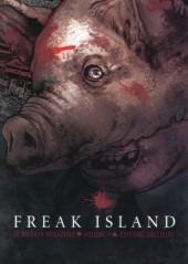 Freak Island -1- Tome 1