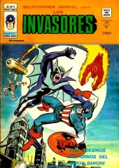 Selecciones Marvel (Vol.1) -9- Los Invasores: Los asesinos nocturnos del Barón Sangre
