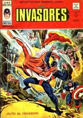 Selecciones Marvel (Vol.1) -10- Los Invasores: ¡Alto al invasor!