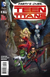 Teen Titans (2014) -3- Blinded by the Light, Part 3